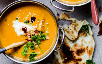 PANEER & PICKLED MANGO THAI RED CURRY