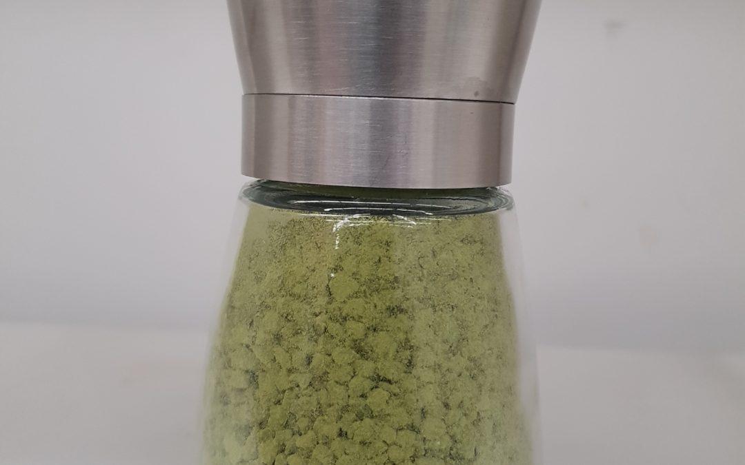 抹茶塩 Matcha Salt