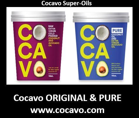 Cocavo Original vs Cocavo Pure